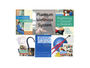 A collage of our Platinum Wellness System